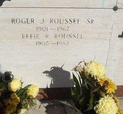 Roger J Roussel, Sr