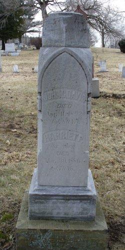 Harriet P Davis
