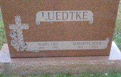 Benedetta Bessie Luedtke