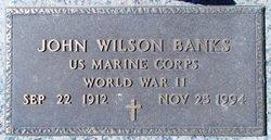 John Wilson Banks