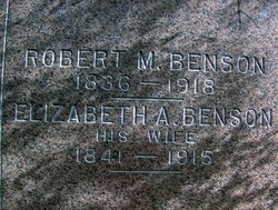 Robert M. Benson