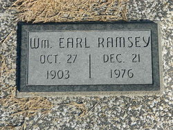 William Earl Ramsey