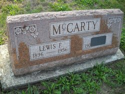 Lewis Fawn McCarty
