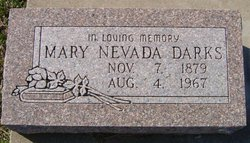 Mary Nevada Darks