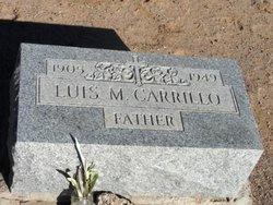 Luis M Carrillo