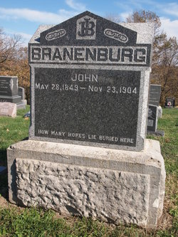 John Branenburg