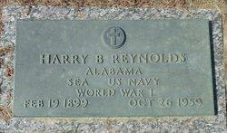 Harry Benson Reynolds