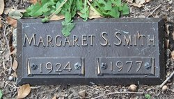 Margaret S Smith