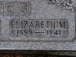 Elizabeth Mary <I>Jackson</I> Rigg
