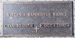 Virginia Bannister Banks
