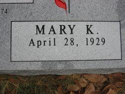 Mary Katherine <I>Wheeler</I> Demming