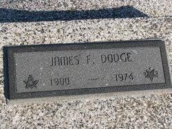 James F Dodge