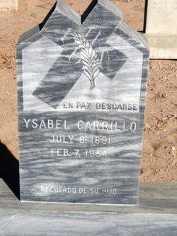 Ysabel Carrillo