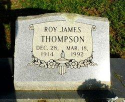 Roy James Thompson