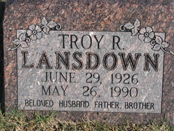 Troy Russell Lansdown