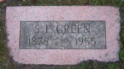 Sherman Francis Green, Sr