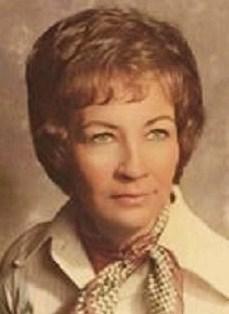 Blanche Ione <I>McDonald</I> Crowe