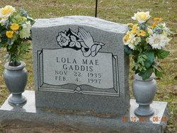 Lola Mae Gaddis