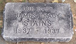 James Tracy Stains