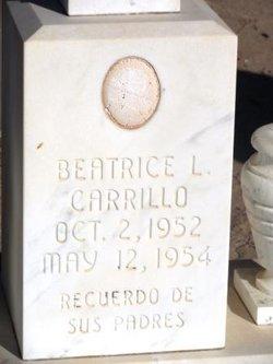 Beatrice L Carrillo