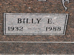 Billy E Mullins