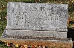 Julius Burton Stroupe