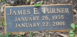 James E Turner