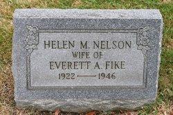 Helen Marie <I>Nelson</I> Fike