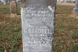 A. Margaretha Strobel