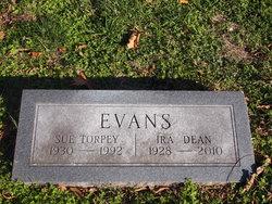 Ira Dean Evans