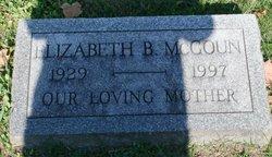 Elizabeth R. <I>Baum</I> McGoun