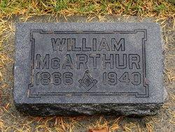 William McArthur
