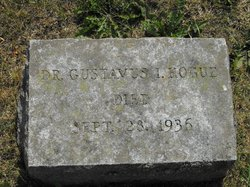 Dr Gustavus Ingomar Hogue