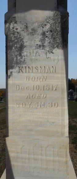 Lydia M. Kinsman