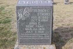 Anna E. Strobel