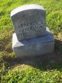 Florence O Hutchison