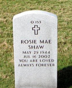 Rosie Mae Shaw
