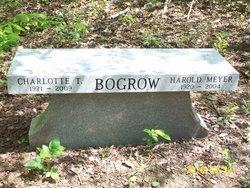 Harold Meyer Bogrow