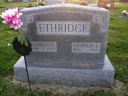 Florence Nellie <I>Humprey</I> Ethridge