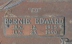"Bernie Edward ""Ed"" Mathews"