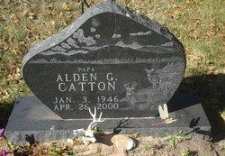 """Alden George """"Papa"""" Catton"""