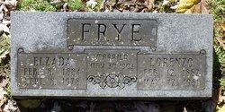 Elzada May <I>Anderson</I> Frye
