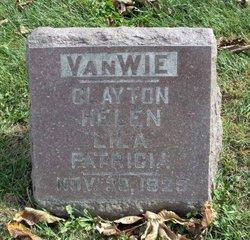 Clayton Van Wie