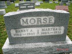 Harry A Morse