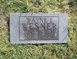 Wayne Ingram Wesner