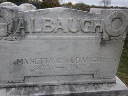 Manetta G. Albaugh