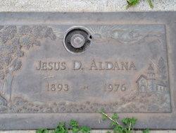 Jesus D. Aldana