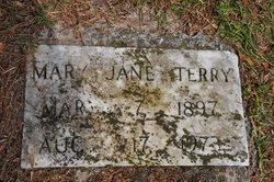 Mary Jane Terry