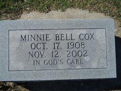 Minnie Bell Cox