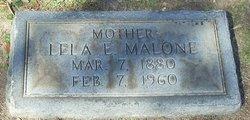 Lela Estelle Malone